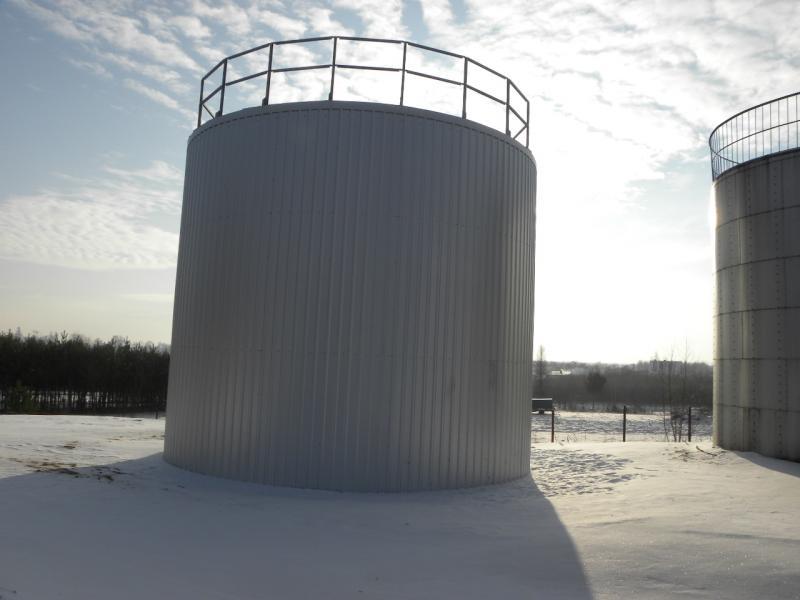 Inteligentny Budowa zbiornika wyrównawczego wody pitnej na terenie stacji JL64