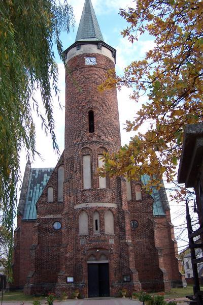Kościół w Drzewicy