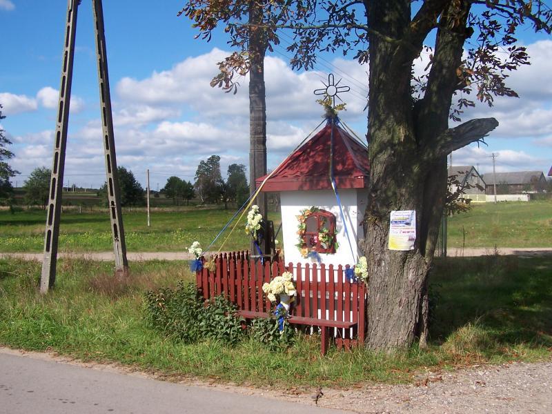 Kapliczka Radzice Małe