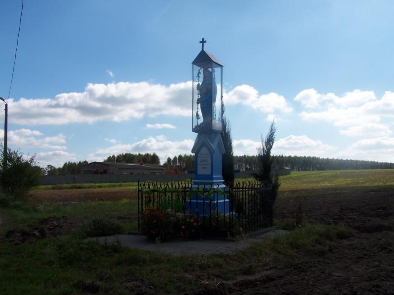 Kapliczka w Trzebinie