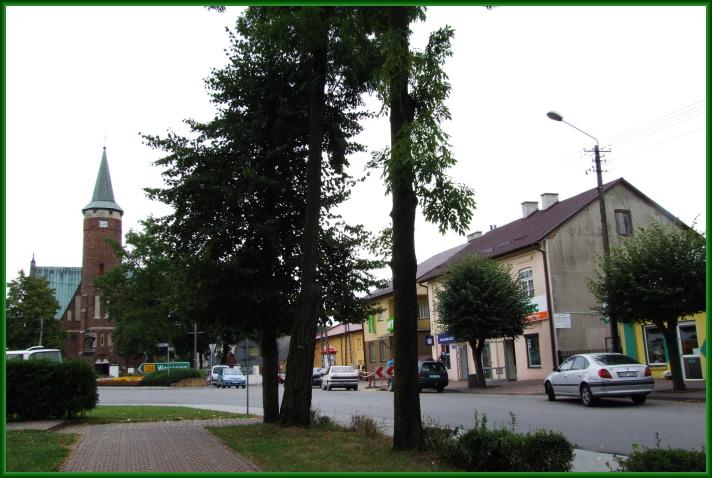 Kościół i Plac Wolności