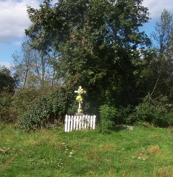 Krzyż na cokole