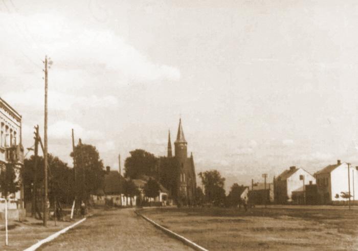 Plac Wolności dawniej