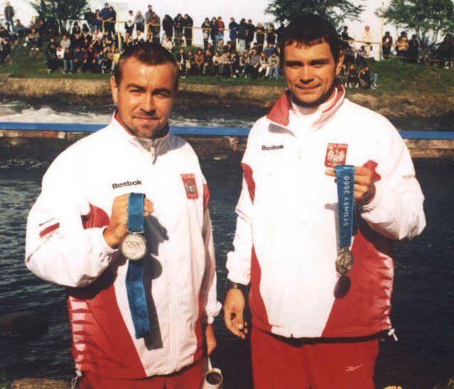 Srebrni medaliści z Sydney