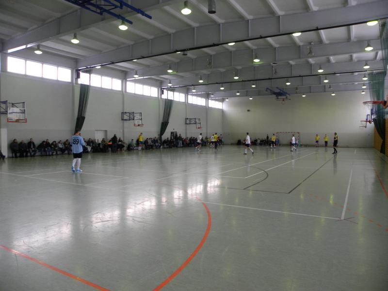 Hala sportowa w Drzewicy