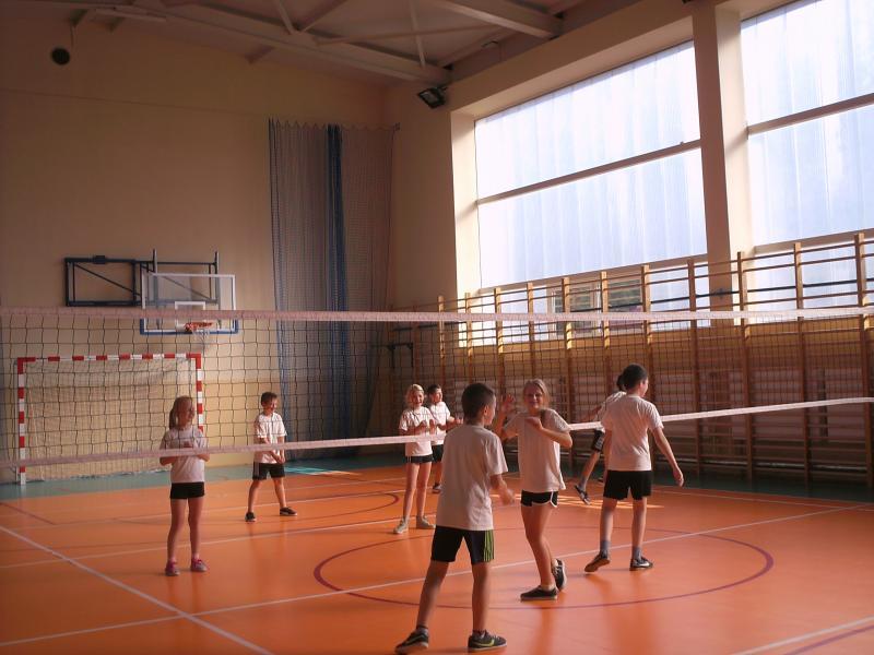 Sala sportowa w Brzustowcu