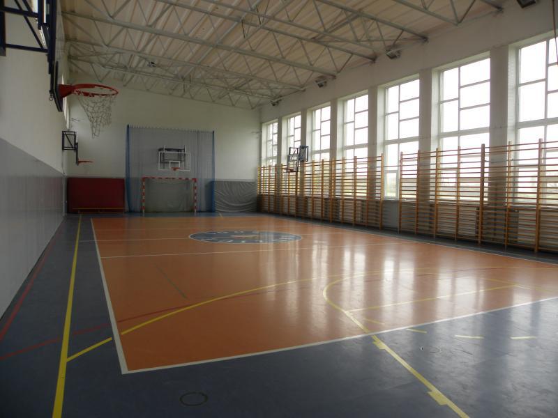 Sala Sportowa w Radzicach Dużych