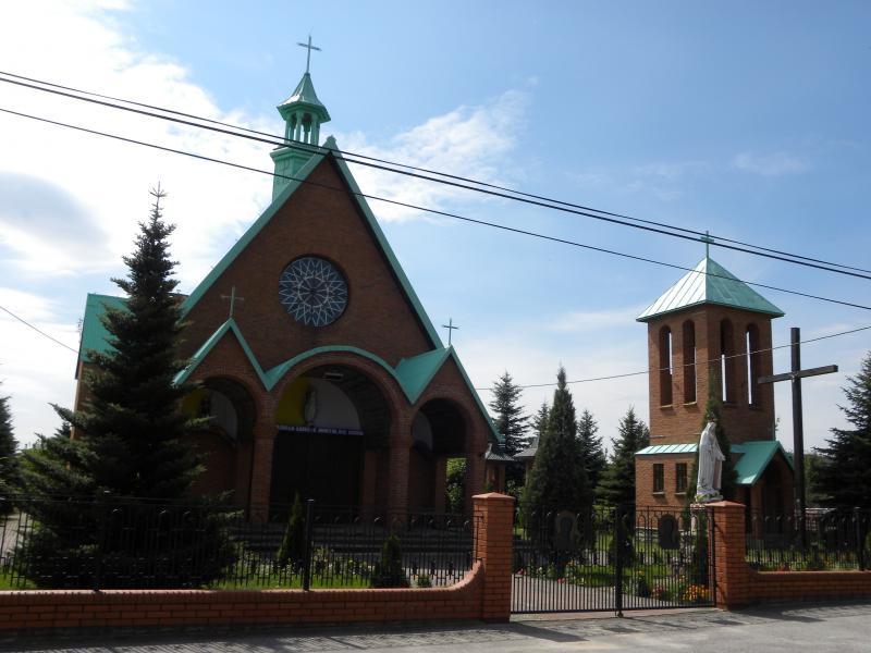 Kościół w Domasznie