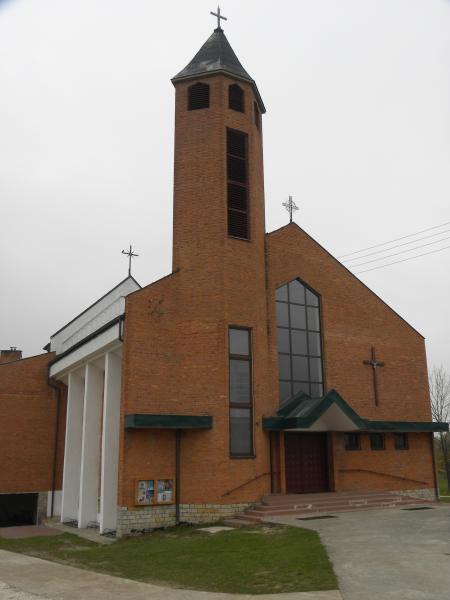 Kościół w Radziach Dużych