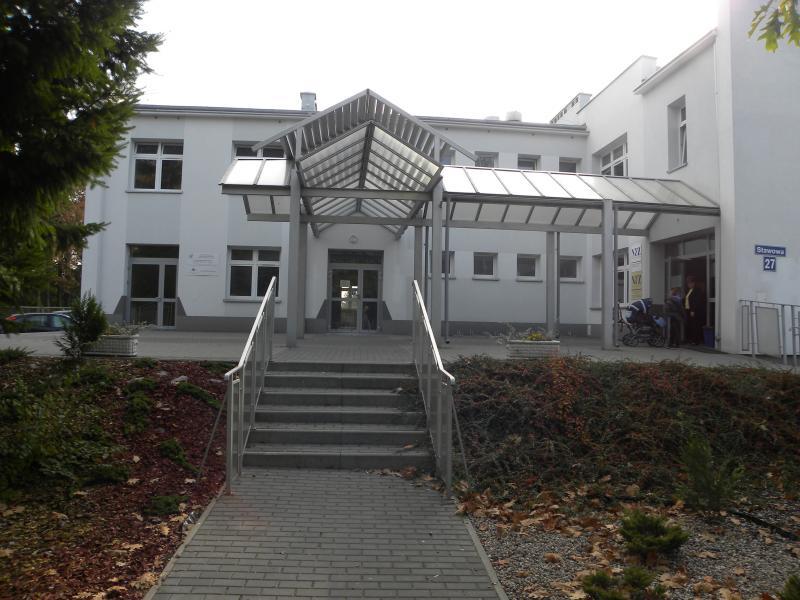 Ośrodek Zdrowia w Drzewicy