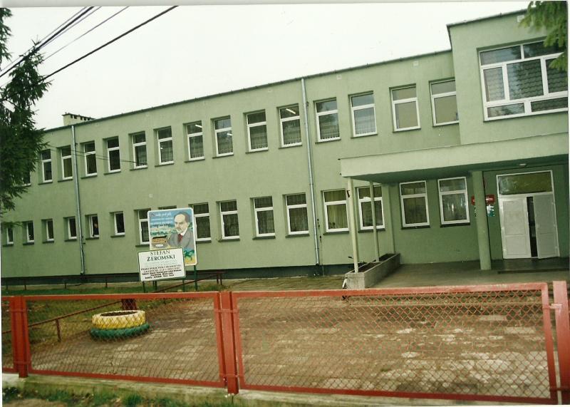 Szkoła Podstawowa w Domasznie