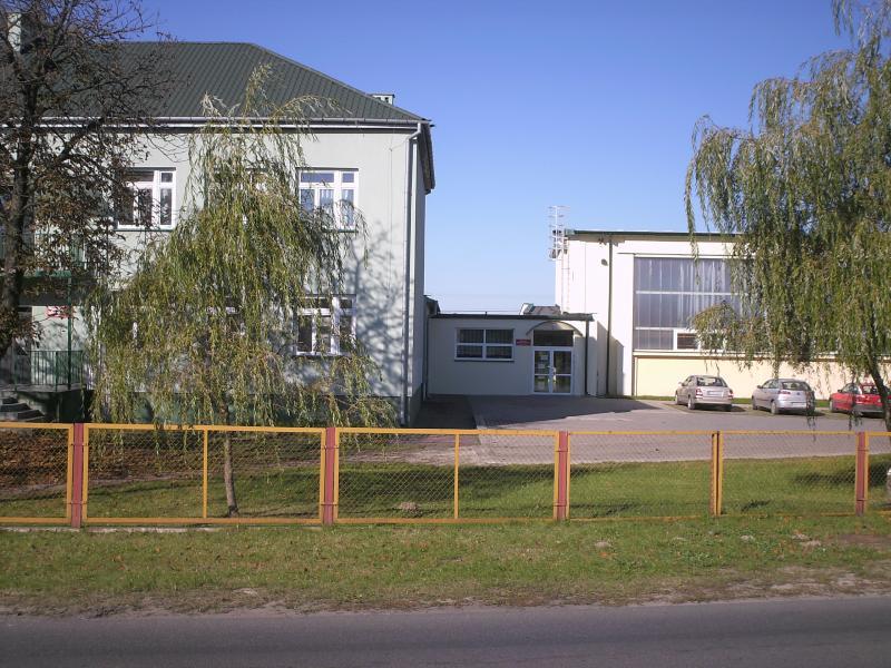 Szkoła Podstawowa w Brzustowcu