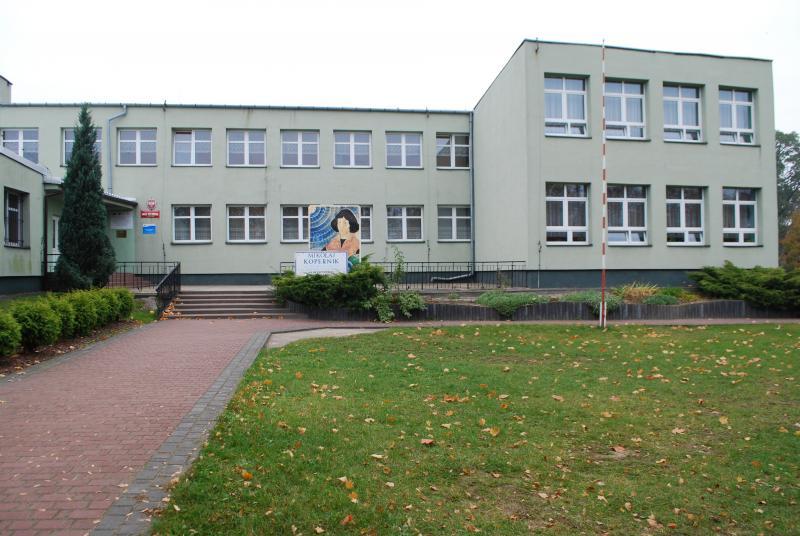 Szkoła Podstawowa w Radzicach Dużych