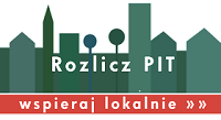 Przycisk przekierowanie rozlicz PIT